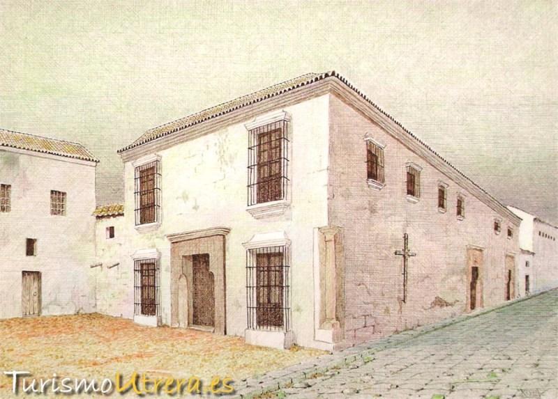 Los mostachones de Utrera, tal y como los conocemos a día de hoy, nacen en el convento de Santa Clara de la localidad. Foto cedida por la confitería Diego Vázquez