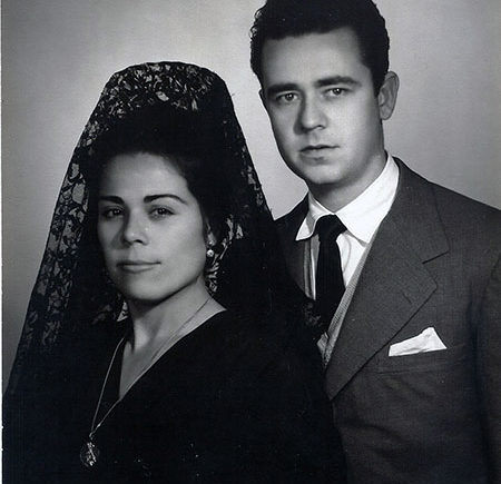 Luis Porcuna y Angeles Cheverría
