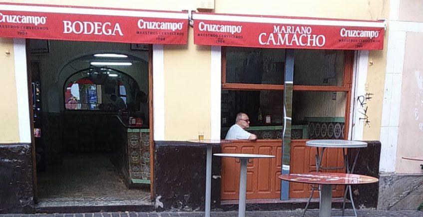 La histórica bodega Mariano Camacho regresa tras casi un año de inactividad