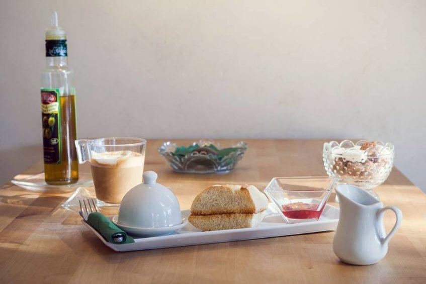 Especializado en meriendas, Isolde también sirve desayunos. Foto cedida por el establecimiento