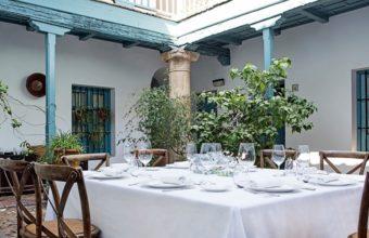 Menú Especial Día de Andalucía en Hospes Las Casas del Rey de Baeza