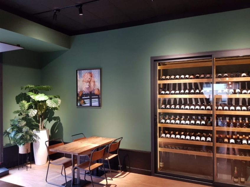 Mariola Bistronómica cuenta con una nueva carta de cócteles elaborada con vinos de Jerez. Foto cedida por el establecimiento
