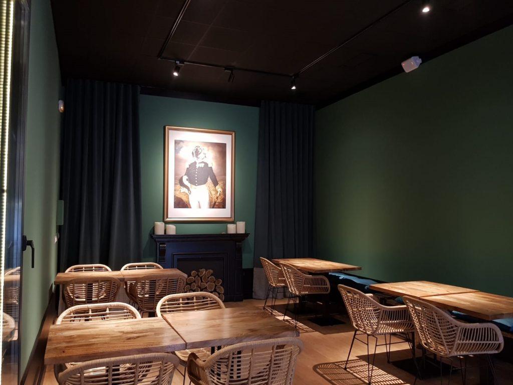 A la renovación gastronómica del local le ha acompañado una estética para obtener una mayor elegancia. Foto cedida por el establecimiento