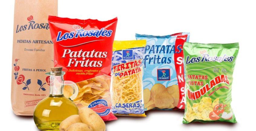 Medio siglo de patatas fritas Los Rosales