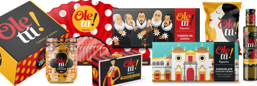 Productos gourmet a lo 'typical spanish'