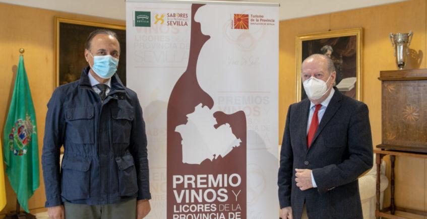 Más de medio centenar de productos de 14 bodegas participan en el Premio de Vinos y Licores de Diputación