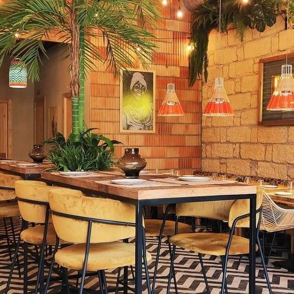 La decoración de inspiración natural en el local invita al descanso y disfrute. Foto cedida por el establecimiento