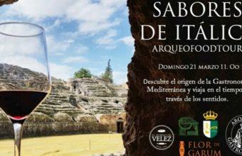 Arqueofood tour 'Sabores de Itálica'