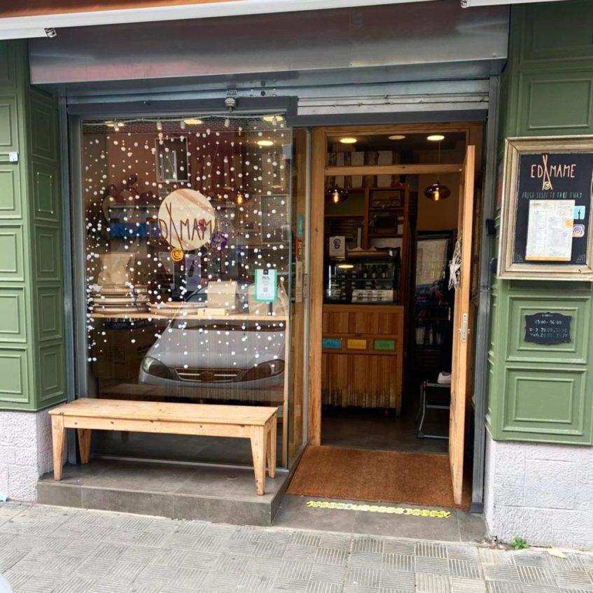 Edamame se inspira en las tiendas de este tipo que existen en Londres. Foto cedida por el establecimiento