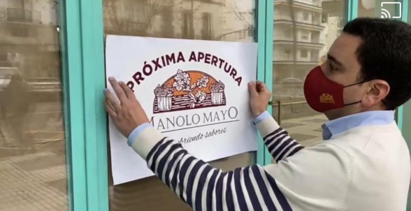 Manolo Mayo da el salto a Sevilla