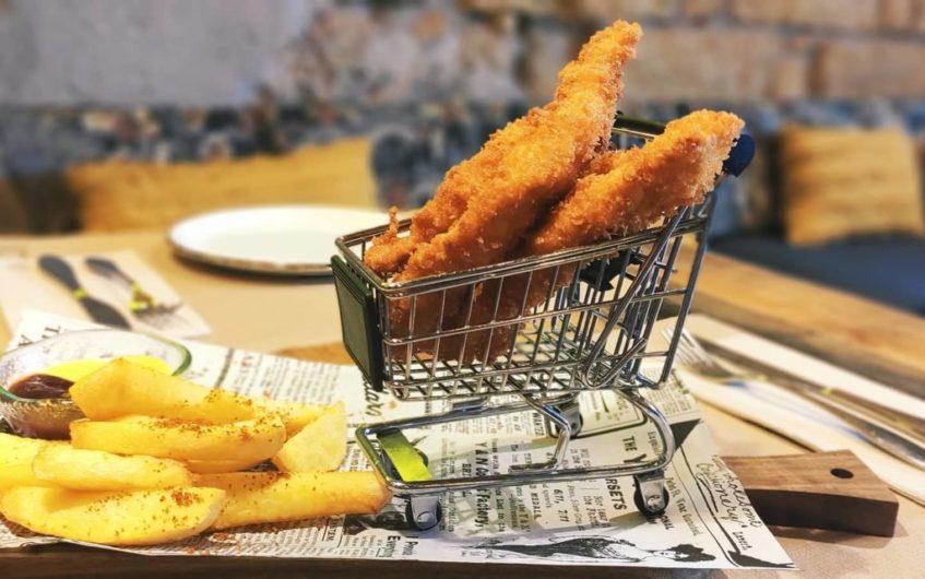 Las presentaciones originales son una de las señas de identidad de Cantina Kulinaria. Foto cedida por el establecimiento