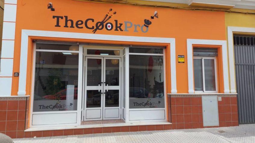 TheCook Pro es una de las más recientes tiendas de sushi abiertas en la provincia. Foto cedida por el establecimiento
