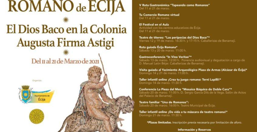 """V Ruta Gastronómica """"Tapeando como Romanos"""" de Écija"""