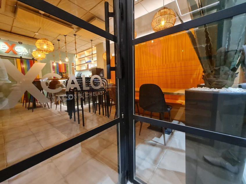 El establecimiento se ubica en el antiguo local de Aderezo Tapas en Sevilla Este. Foto cedida por Mexcalo