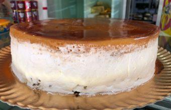 La tarta de tocino de cielo y nata de José Luis