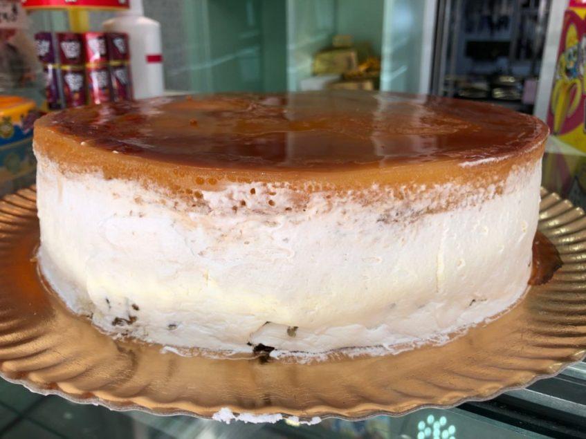 La tarta se elabora en varios tamaños, desde la de 10 porciones a la de 70. Foto: CosasDeComé
