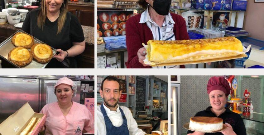 Rosa Beis Limpio Cuadrícula Moda Moodboard Collage de Fotos (2)