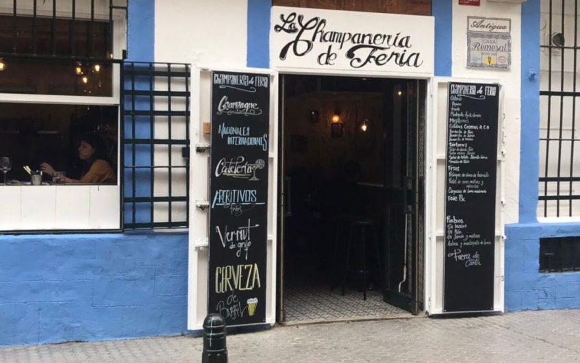 El establecimiento se ubica en la calle Conde de Torrejón, próximo a Feria. Foto cedida por el establecimiento