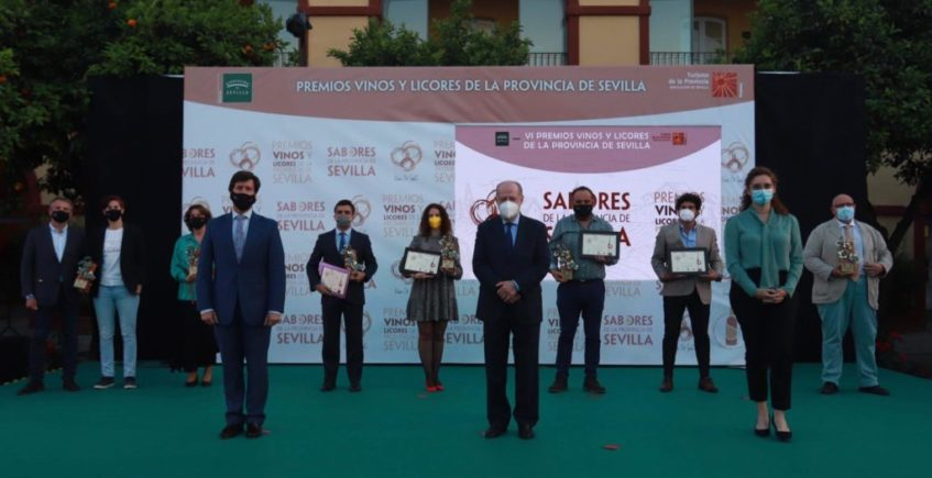 Entregados los premios del certamen Vinos y Licores de la provincia de Sevilla organizado por Diputación