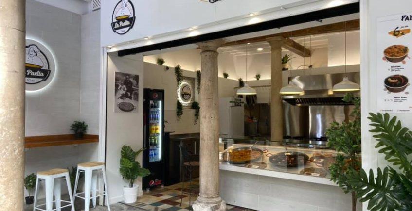 La Paella Sevilla estrena su tercer establecimiento en la calle Alemanes