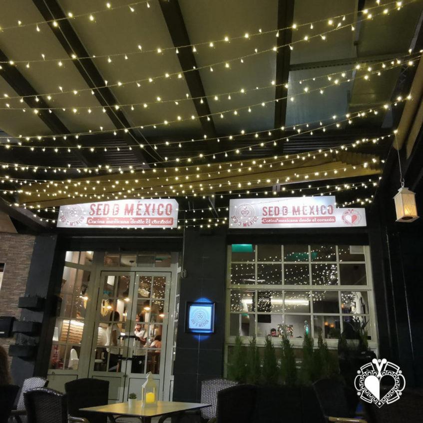Sed de México abrió sus puertas en 2020 para dar a conocer la 'Alta Gastronomía Mexicana'. Foto cedida por el establecimiento