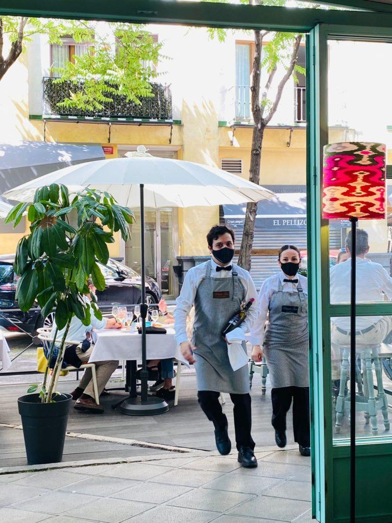 A partir de ahora el restaurante del Porvenir comparte carta con sus homónimos de la calle Guadalquivir y la plaza del Duque. Foto cedida por el establecimiento