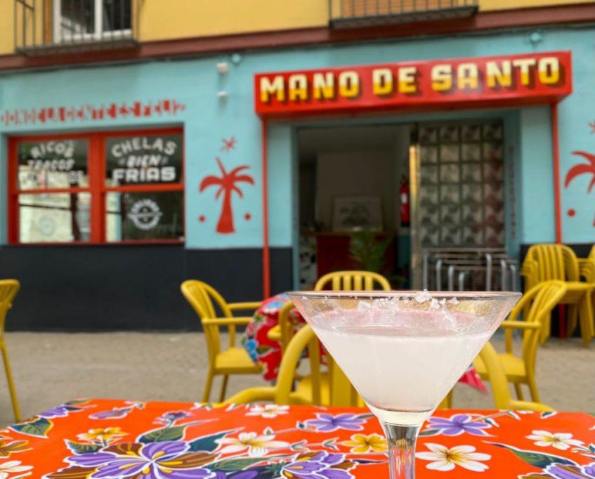 El grupo Mano de Santo también ha estrenado la coctelería La Esquinita junto a su primer local. Foto cedida por el establecimiento