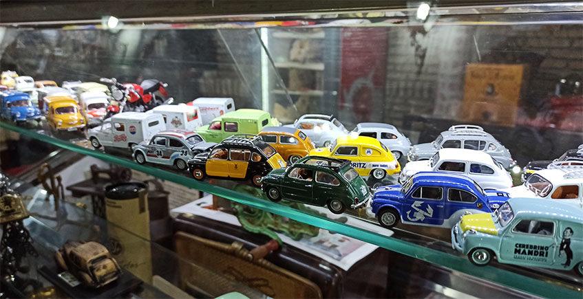 Colección coches