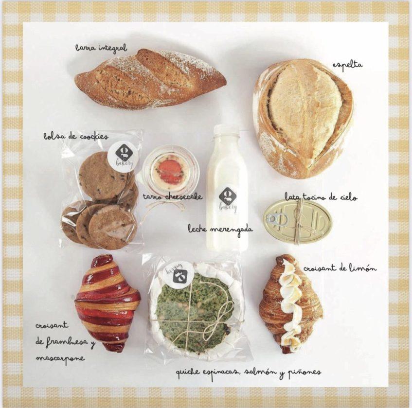 Selección de productos de Tragus. Foto cedida por el establecimiento