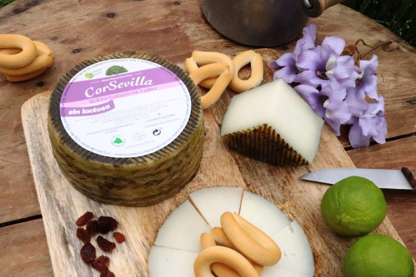 Se trata del segundo queso de la firma adaptado para intolerantes a la lactosa. Foto cedida por CorSevilla