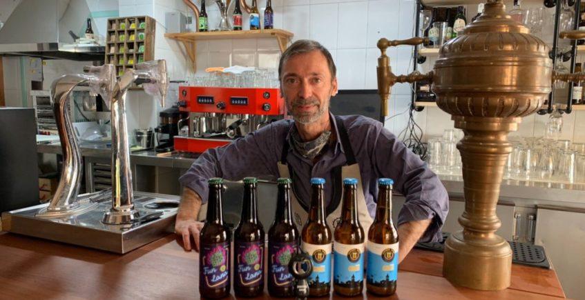 Enbirra Sana y sus cervezas artesanales con tapeo del mundo recalan en Bormujos