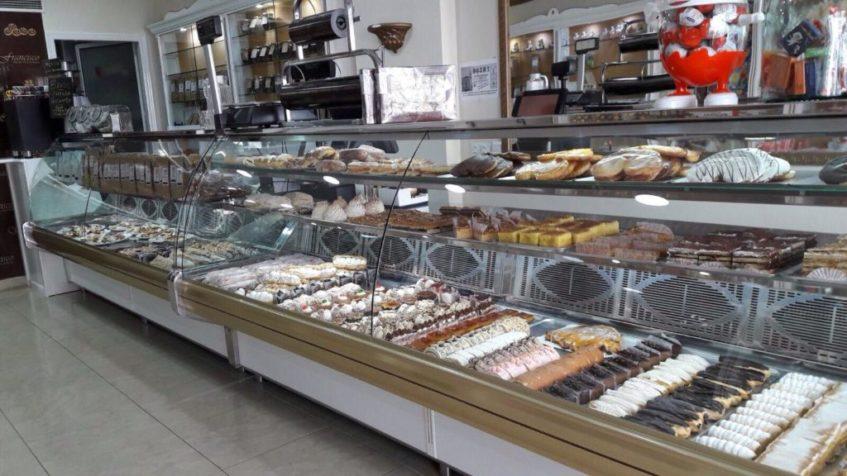 Interior del establecimiento. Foto cedida por la pastelería