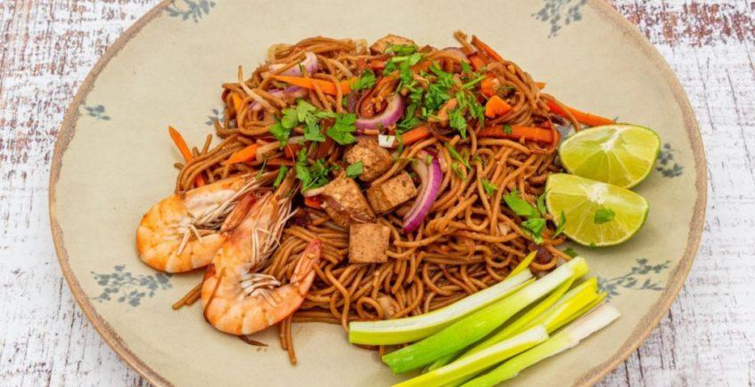 Foodthy to go: hamburguesas, noodles y gofres saludables... con mucho sabor