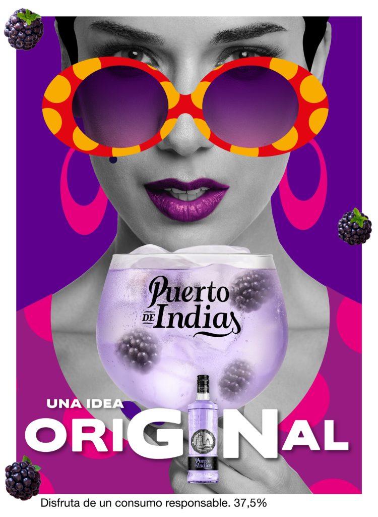 Con este nuevo lanzamiento, Puerto de Indias rinde tributo a la mujer. Foto cedida por Puerto de Indias