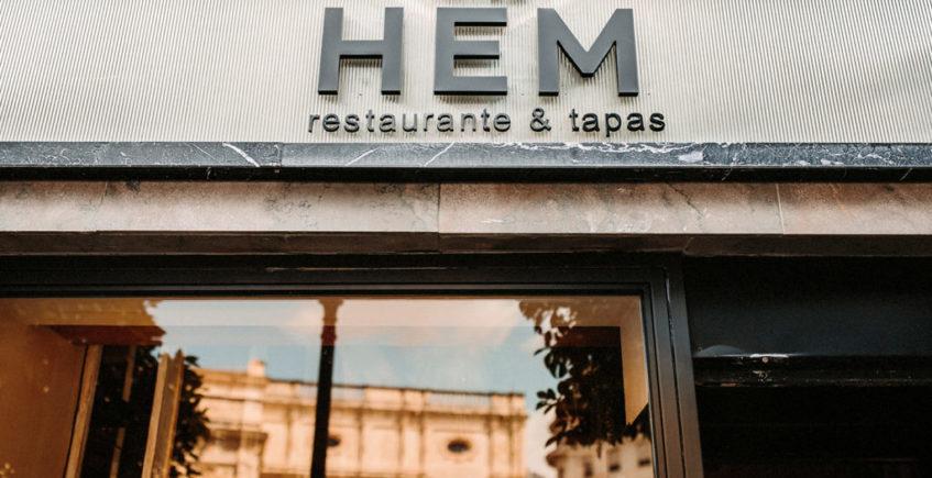 Miss Hem, cocina ecológica y de cercanía en la plaza de San Francisco