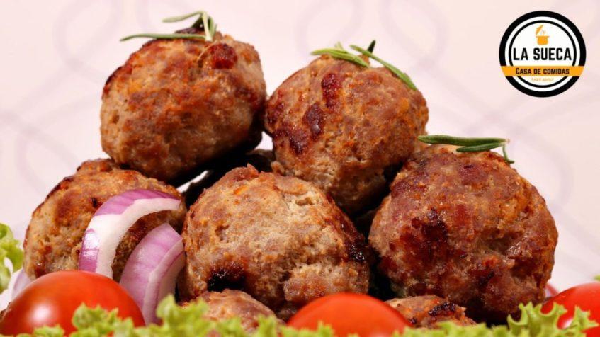 La oferta gastronómica del establecimiento se basa en la cocina tradicional. Foto cedida por La Sueca