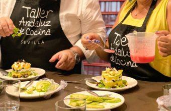 Taller de Cocina Nikkei y Peruana en Taller Andaluz de Cocina