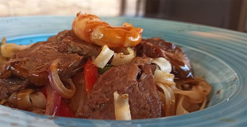 Carrillada-iberica-en-wok
