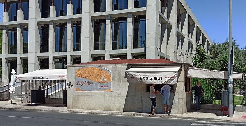 Kiosco de La Melva