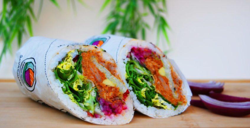 El burrimaki, la fusión de burrito y sushi, llega a Sevilla en septiembre