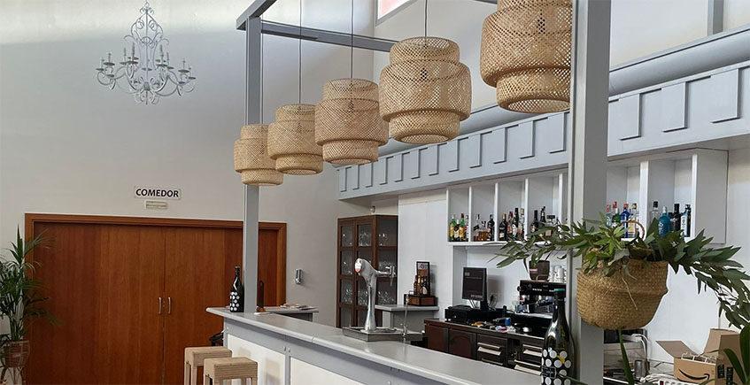 Rozz o la reinvención del restaurante del club de golf Hato Verde de Las Pajanosas