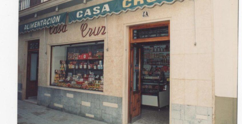 Fachada Casa Cruz