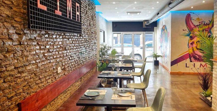 Local nuevo Lima Street Food 1