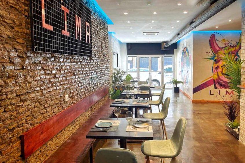 El establecimiento ha crecido gracias a la unión con un local con salida a la calle Monte OIivete. Foto cedida por Lima Street Food