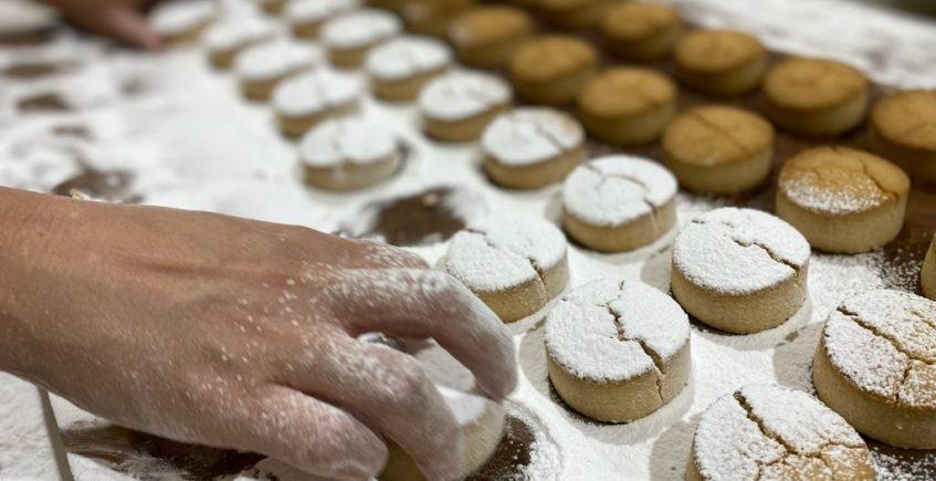 Comienza la campaña del mantecados en Estepa con la intención de alcanzar las ventas pre-covid