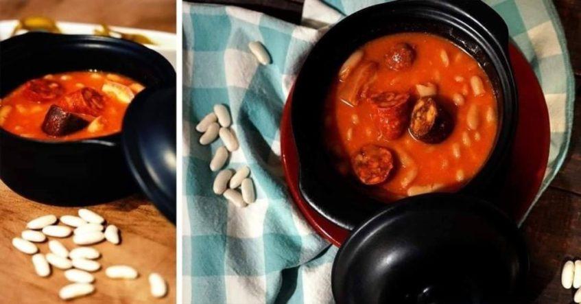 En Oído Cocina elaboran tres tipos de guiso en putxera u olla ferroviaria. Foto cedida por el establecimiento