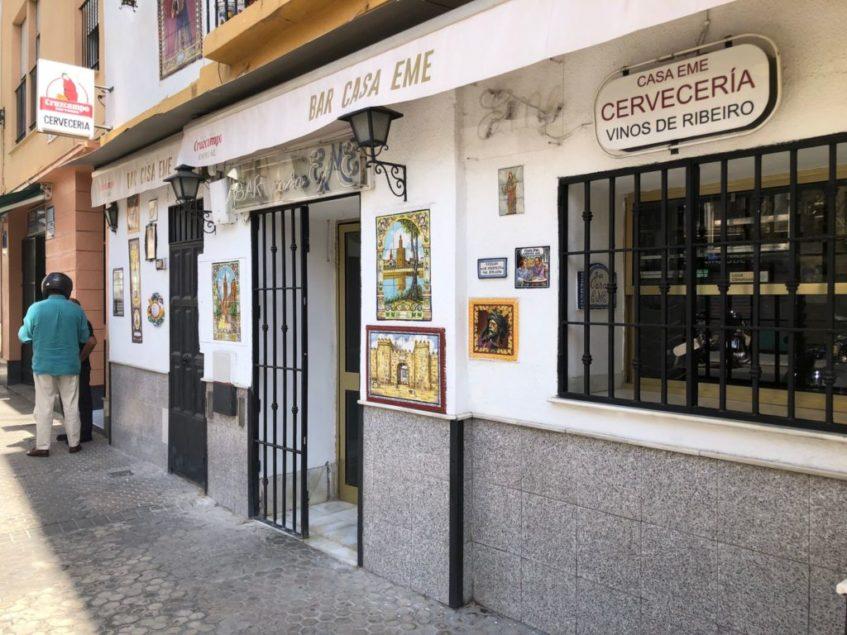 Además de sus famosos azulejos y cuadros, el bar conservará algunos de sus clásicos gastronómicos. Foto: CosasDeComé