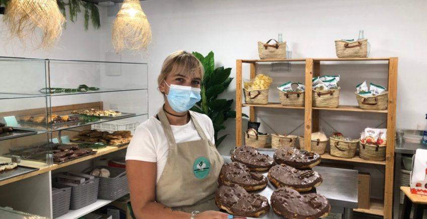 De palmeras de chocolate a menudo o sushi: reabre la plaza de Abastos del Viso del Alcor