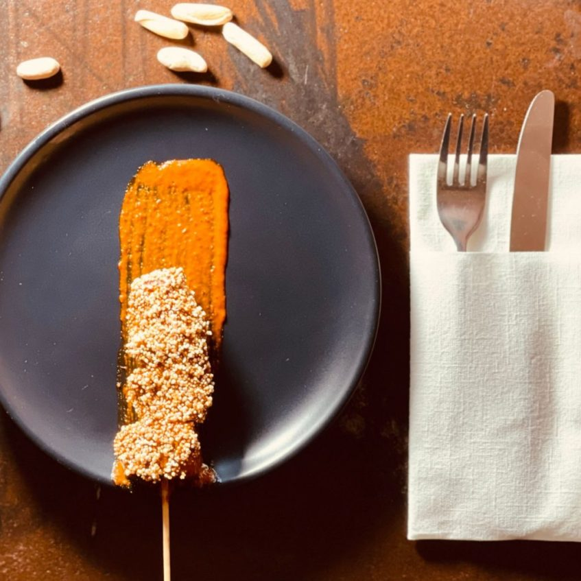 """Vergel se autodefine como un restaurante """"diferente"""" y """"muy creativo"""". Foto cedida por el establecimiento"""