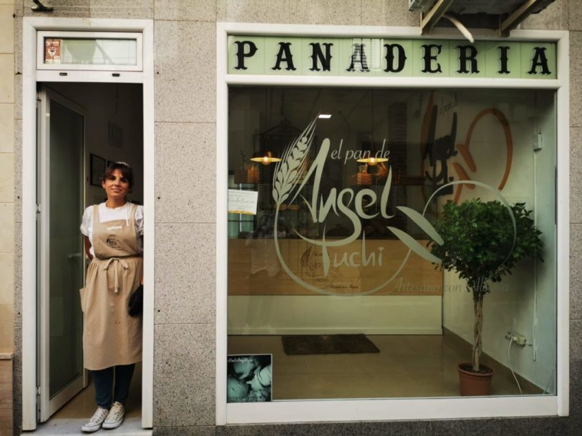 Se trata de un pequeño despacho en el centro la ciudad natal de Ángel Puchi. Foto cedida por el establecimiento